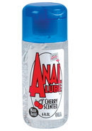 Anal Lube Cherry Scented Water Based 6oz